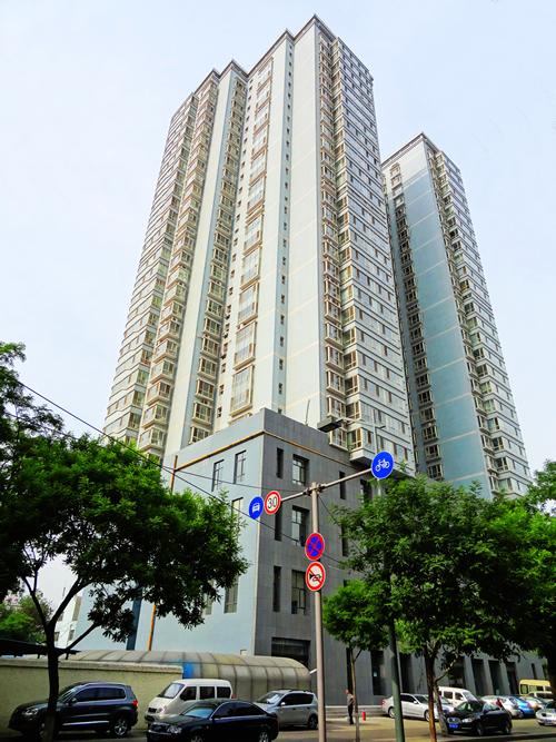 太原日报社综合楼